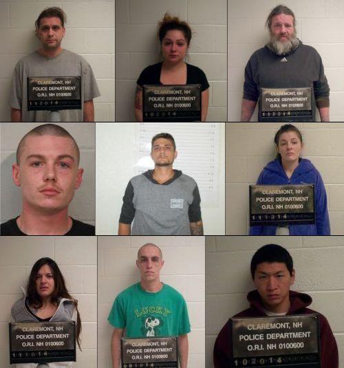 Operation Holiday Harvest Nets 22 Drug Arrests | WNTK
