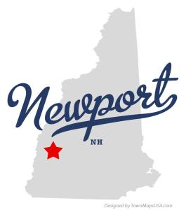 Newport nh map
