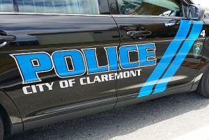 claremont police