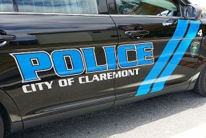 claremont police