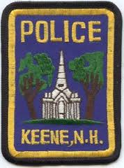 keene police patch