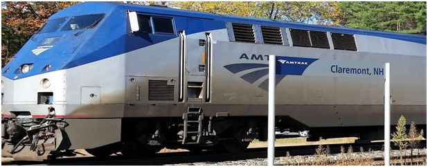 Amtrak Museum Train