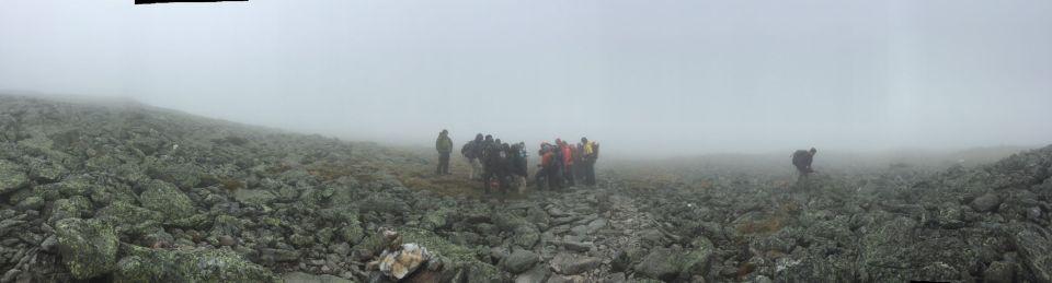 rescue on Mt Washington