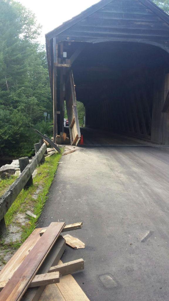 corbin bridge damage