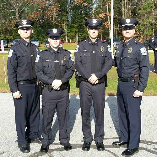 Schools Education3 18 19south Haven: Police Officer Candidates Graduate From Basic Training