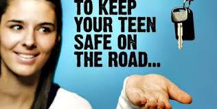 Signup for TeenSafe Driving Program: Teensafe
