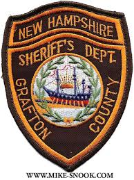 Grafton County Sheriff's Department Warns of Scam